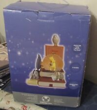 Disney Store exclusive Winnie the Pooh musical snow/water globe NEW IN BOX