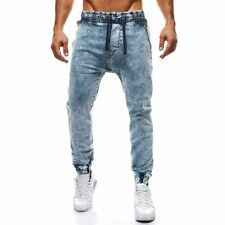 Jeans coupe droite taille S pour homme