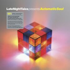 GROOVE ARMADA-LATE NIGHT TALES PRES. AUTOMATIC SOUL (3LP+MP3)VINYL+DOWNLOAD NEU