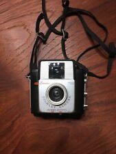 Vintage Kodak Brownie Starlet Camera Dakon Lens 127mm film B/W Color As Is