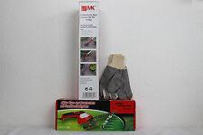 MK Set 076- Multifunktions-Klein-Gartengeräte+Handschuhe Gr.10+Akku Buschschere