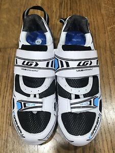 Louis Garneau Women's Tri-Lite Carbon X-Lite Cycling shoes sz 38 EUR/ 7 USA,new!