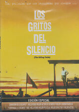DVD - Los Gritos Del Silencio NEW The Killing Fields FAST SHIPPING !