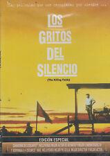 DVD - Los Gritos Del Silencio NEW The Killing Fields FAST SHIPPING !