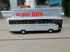 Mercedes 0404 Bus Nr. 361, NZG 1:43  GOOD USED CONDITION  NZH IN BOX