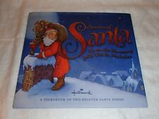 Stories of Santa, Up on the Housetop,Jolly Old St. Nicholas a Hallmark Kids Book
