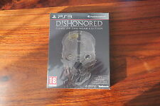 DISHONORED GAME OF THE YEAR EDITION NEW for PS3