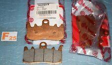 4 plaquettes de frein origine TRIUMPH TIGER 1215 EXPLORER  XC XCA XCX XR XRT XRX