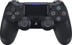 Sony PlayStation DUALSHOK 4 V2 Controller for PS4 -  Black
