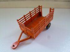 Farm Trailer - Corgi Juniors - Orange - GT Britain