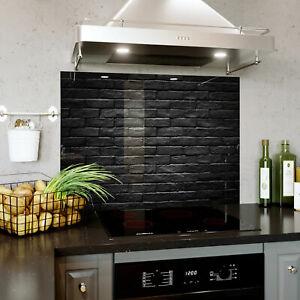Glass Splashback Kitchen Tile Cooker  600x680 mm BESPOKE Custom Made To Measure
