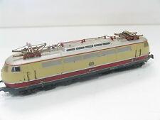 Märklin 3053 E-Lok e03 Rosso/Beige della DB sc843