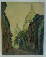 Fritz Moeller-Schlünz 1900 Sacre Cœur Paris 1962 France Basilique