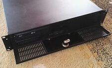"""IPC 19"""" Gehäuse 2HE kompletter PC, 4 GB, ohne HD, Netzteil, AUSU Motherboard"""