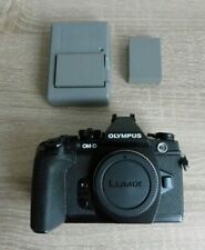 MINT Olympus OM-D E-M1 16.3MP Digital Camera - Black (Body Only)