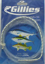 Gillies Wind On Fishing Leader BRAND NEW
