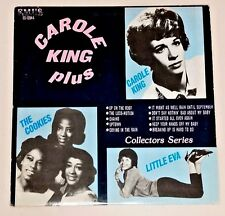 Carole King Little Eva The Cookies (EMUS Vinyl LP ES-12044) Collector's Series