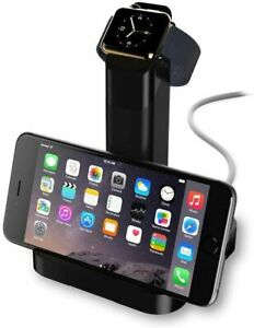 Official Griffin Charging Dock For Apple Watch (All Series) With iPhone Holder