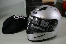 Cyber-US95 Helmet Street  Motorcycle Light Silver XXL extra extra large 645955