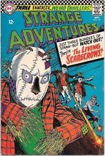 Strange Adventures Comic Book #192 DC Comics 1966 FINE