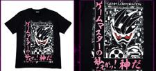 Premium Bandai EX Kamen Rider Genm Presidential Rider Shirt XXXL USA SHIP Ex-Aid