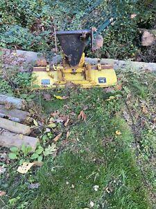 john deere tractors parts snow plow attachment
