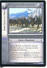 Lord Of The Rings CCG Card MD 10.C31 Every Little Is A Gain