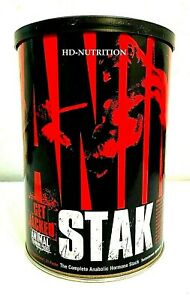 Universal Nutrition ANIMAL STAK 'The Complete Test Booster' 21 Packs - 04/2023