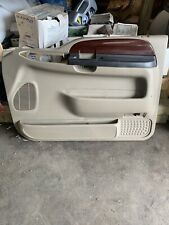 99-07 Ford F250 F350 Super Duty Pickup Right Passenger Power Front DoorPanel #30