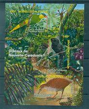 UCCELLI - BIRDS OF NEW CALEDONIA 2006 block