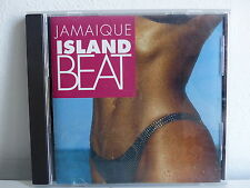 CD ALBUM Jamaique Island beat PKF 532332 MARLEY TOURE KUNDA ALPHA BLONDY ..