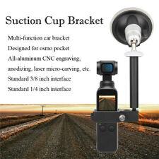 For DJI Osmo Pocket Camera 360° Car Holder Windshield Mount Bracket Stand s6 s6