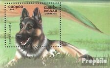 Guinea-Bissau block273 (complete.issue.) unmounted mint / never hinged 1988 Dog