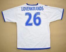 Diadora 2004-05 GLASGOW RANGERS *LOVENKRANDS* koszulka M Shirt Jersey Kit