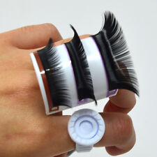 Eyelash Extension Lash Glue RingX2set Lash Holder Lash Strip Pallet Ring