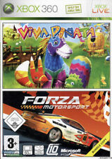 Xbox 360 Forza Motorsport 2 & Viva Pinata Double Pack **New & Sealed** UK Stock