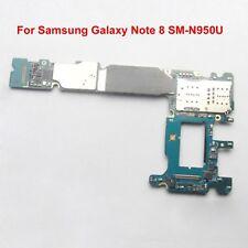 Scheda Madre Motherboard Per Samsung Galaxy Note 8 N950U 64GB Unlocked Original