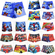 Boys Swim Shorts Swimming Trunks Beach Holiday Board Swimwear Kids Size 2-10Year