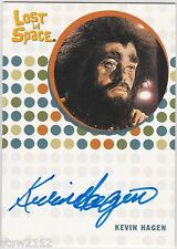 THE COMPLETE LOST IN SPACE KEVIN HAGEN THE MASTER AUTOGRAPH
