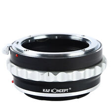 Nikon(G)-NEX Adapter Ring for Nikon G Lens to Sony E Mount Cameras K&F Concept