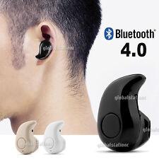 Mini Wireless Bluetooth Headset Stereo Earphone Headphone for iPhone Samsung AU