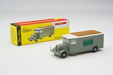 Schuco Piccolo / Auto Union Renndienst / Race Car Transporter / # SHU01622