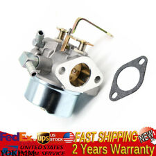 Carburetor/&Gasket For Tecumseh 631793 631453 631459 631440 Snow blower Mini Carb