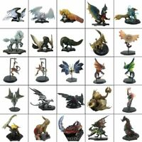 Monster Hunter World Game Model Hot Dragon Action Figure Rathalos Gore Magala