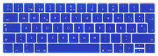 EU Spain for w/Touch Bar and Touch ID New MacBook Pro Keyboard Cover Skin Laptop