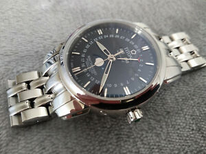 Titoni Master Series Day-Date Moon 40mm Watch