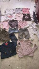 Lot Vetements Hiver Bébé Fille 12 Mois ,pyjamas,robe,tee-shirt,pantalons
