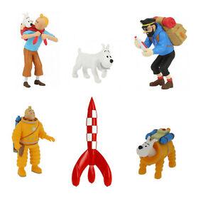 Tim & Struppi Figuren ✚ Anhänger ✅ Tintin Statues ✚ Keychains ➤ Jetzt Bestellen!