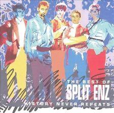 History Never Repeats: The Best of Split Enz (CD 1987 A&M) TimNeil Finn