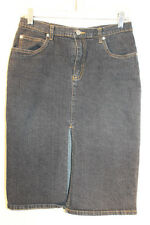 Buffalo David Bitton Early-X Jeans Womens Skirt Size 32 Excellent Used Condition